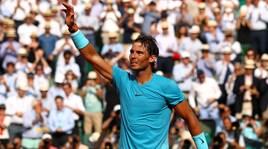 Roland Garros, Nadal travolge Del Potro e va in finale