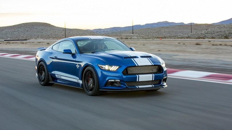Mustang Shelby Super Snake, il morso di 800 Cv