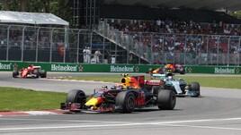 F1, diretta qualifiche Gp Canada ore 20