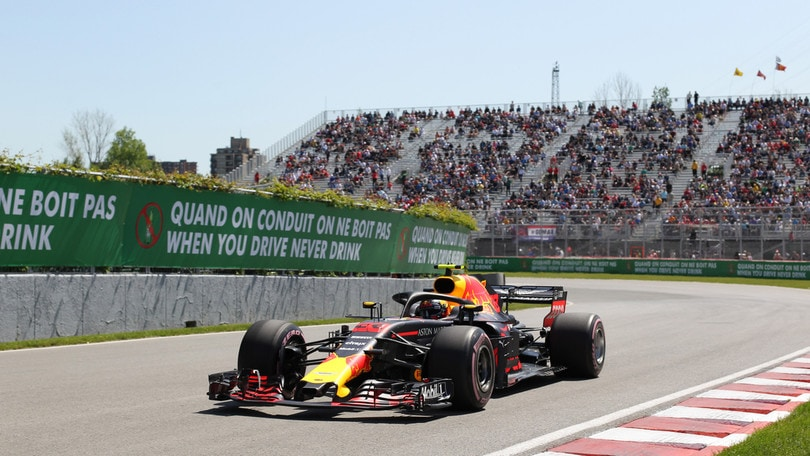 F1 Canada, Verstappen in pole? Per i bookie vale 7,50