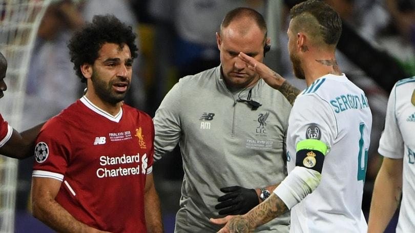 Egitto, Salah risponde per le rime a Sergio Ramos