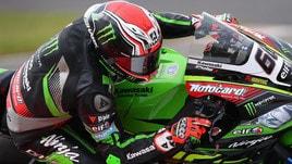 Superbike Repubblica Ceca, Pole Sykes! Le Kawasaki volano
