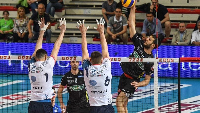 Volley: A2 Maschile, a Potenza Picena arriva Stefano Gozzo