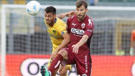 Playoff Serie B, al Frosinone basta l'«1X»