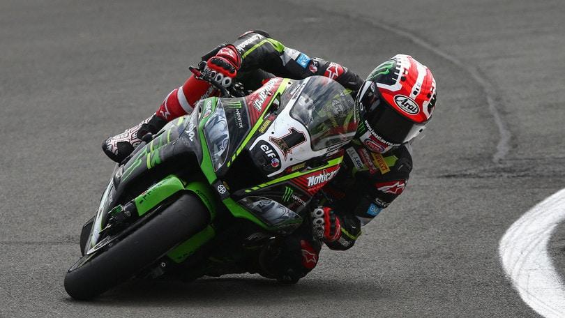 Superbike, Rea e Kawasaki ancora insieme nel 2019