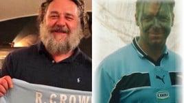 """""""Il Gladiatore è della Lazio"""": Russell Crowe conferma"""