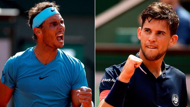Tennis Roland Garros: Nadal a 1,18 sulla terra rossa