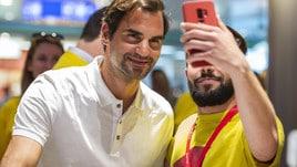 Federer riparte da Stoccarda
