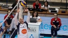 Volley: A2 Maschile, Marco Fabroni è il regista di Reggio Emilia