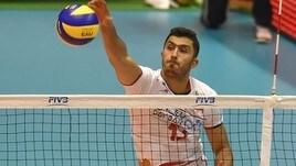 Volley: Superlega, a Castellana Grotte arriva l'asso Mirzajanpour