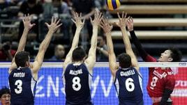 Volley: Volleyball Nations League, per gli azzurri brutta sconfitta con il Giappone