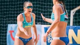 Beach Volley: Scampoli-Bertozzi ai Giochi Olimpici Giovanili
