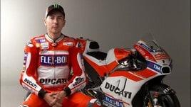 Ducati, Lorenzo contro chi non credeva in lui