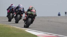Superbike Repubblica Ceca, Lowes davanti a tutti in Gara 2