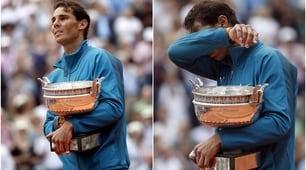 Roland Garros: il trionfo di Nadal