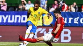 Brasile, 3-0 all'Austria: Neymar come Romario VIDEO