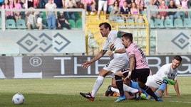Serie B, Palermo-Venezia 1-0: l'autogol di Domizzi vale la finale play off