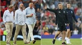 Da Cantona a Robbie Williams, quanti vip per la partita di beneficenza!