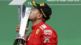 F1 Canada, Vettel domina la gara e torna in testa in classifica