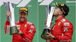 F1, Gran Premio del Canada: il trionfo di Vettel