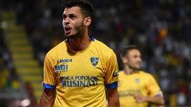 Serie B, Frosinone-Cittadella 1-1: Gori aggancia il Palermo nella finale play off