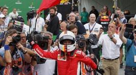 F1 Canada, Vettel: «Una vittoria dedicata a Villeneuve»