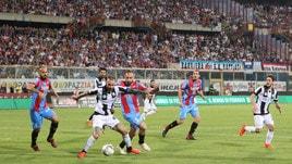 Serie C, Catania fuori ai rigori. Cosenza-Siena è la finale play off