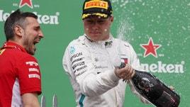 F1 Canada, Bottas: «Fin da subito Vettel è stato il più veloce»
