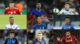 Juventus, spuntano nuovi nomi nella lista di Marotta