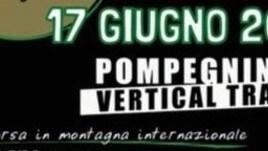 Pompegnino Vertical Trail: prova il percorso da 18km con il campione Filippo Bianchi