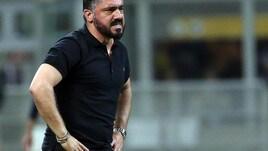 Calciomercato Milan, Gattuso: «In Russia per vedere qualche giocatore»