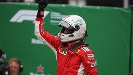 F1, Vettel campione del mondo vale 2,10 volte la posta