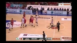 HL Gara 1 Finale Playoff - Alma Trieste vs Novipiù Casale Monferrato