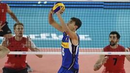 Volley: sospiro di sollievo per Simone Giannelli