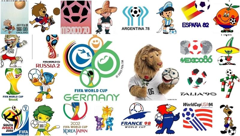 Mondiali, tutte le mascotte: da Inghilterra 66 fino a Russia 2018