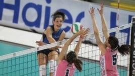 Volley: A2 Femminile, Giulia Pietrelli lascia Firenze ed approda a Perugia