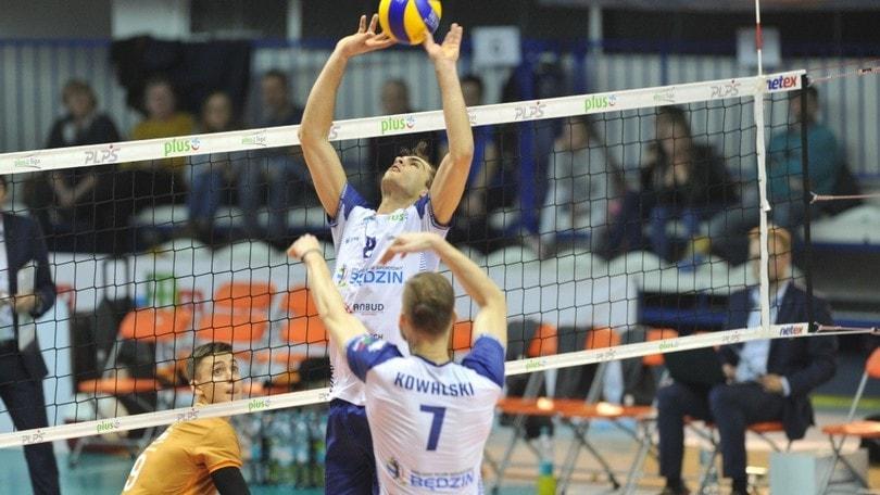 Volley: Superlega, Seif sarà il vice De Cecco a Perugia