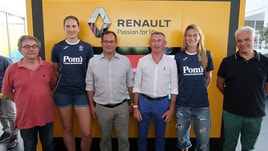 Volley: A1 Femminile, la Pomì ha presentato Arrighetti e Rahimova