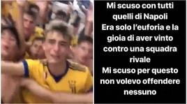 Juve-Napoli Under 15, volano insulti: «Usate il sapone!»