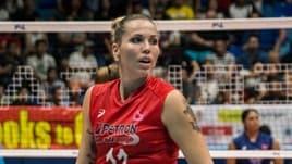Volley: A2 Femminile, a Soverato la statunitense Hillary Hurley
