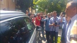 Roma: Kluivert a Villa Stuart per le visite mediche