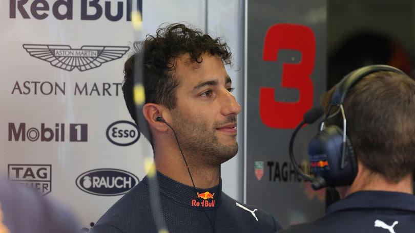 F1 Red Bull, Ricciardo: «Il campionato è ancora una realtà»