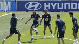 Mondiali 2018, en plein Brasile a quota 31