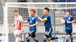 Mondiali 2018, il Giappone batte il Paraguay 4-2