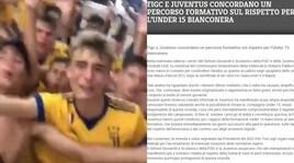 Juventus Under 15, concordato con la Figc un percorso formativo sul rispetto