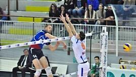Volley: A2 Maschile, a Cantù torna Alessandro Preti