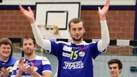 Volley: A2 Maschile, Christoph Marks opposto tedesco per Ortona