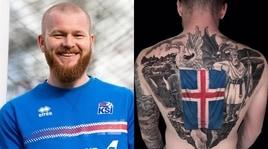 Il tatuaggio più fotografato del Mondiale? Eccolo