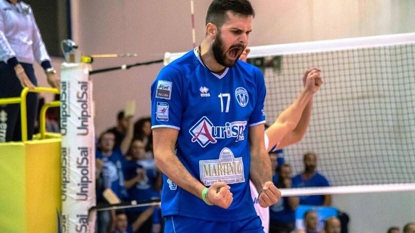 Volley: Superlega, Padova riporta a casa Lazzaretto