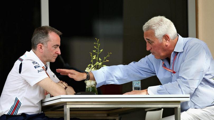 F1 Williams, Lowe: «Ci vuole tempo per risolvere i problemi»